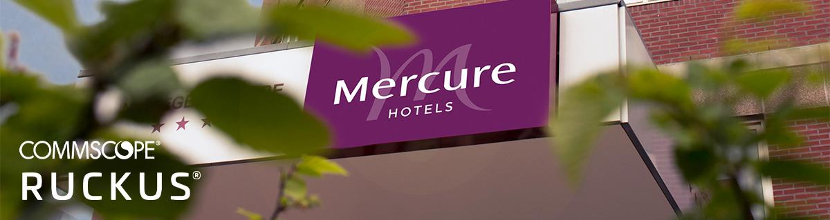 Mercure Hotel Nijmegen casestudy - Ruckus   SBit