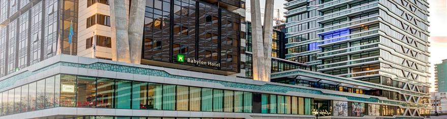 Casestudy New Babylon Meeting Center