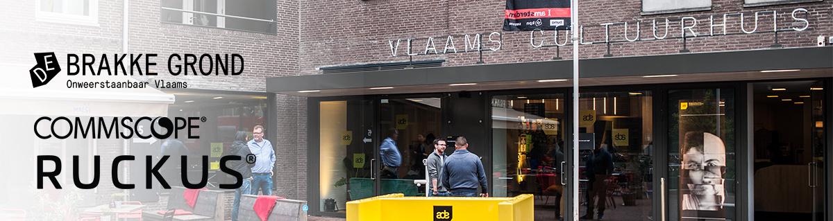 Case Vlaams Cultuurhuis de Brakke Grond | Mooren Productief | Ruckus