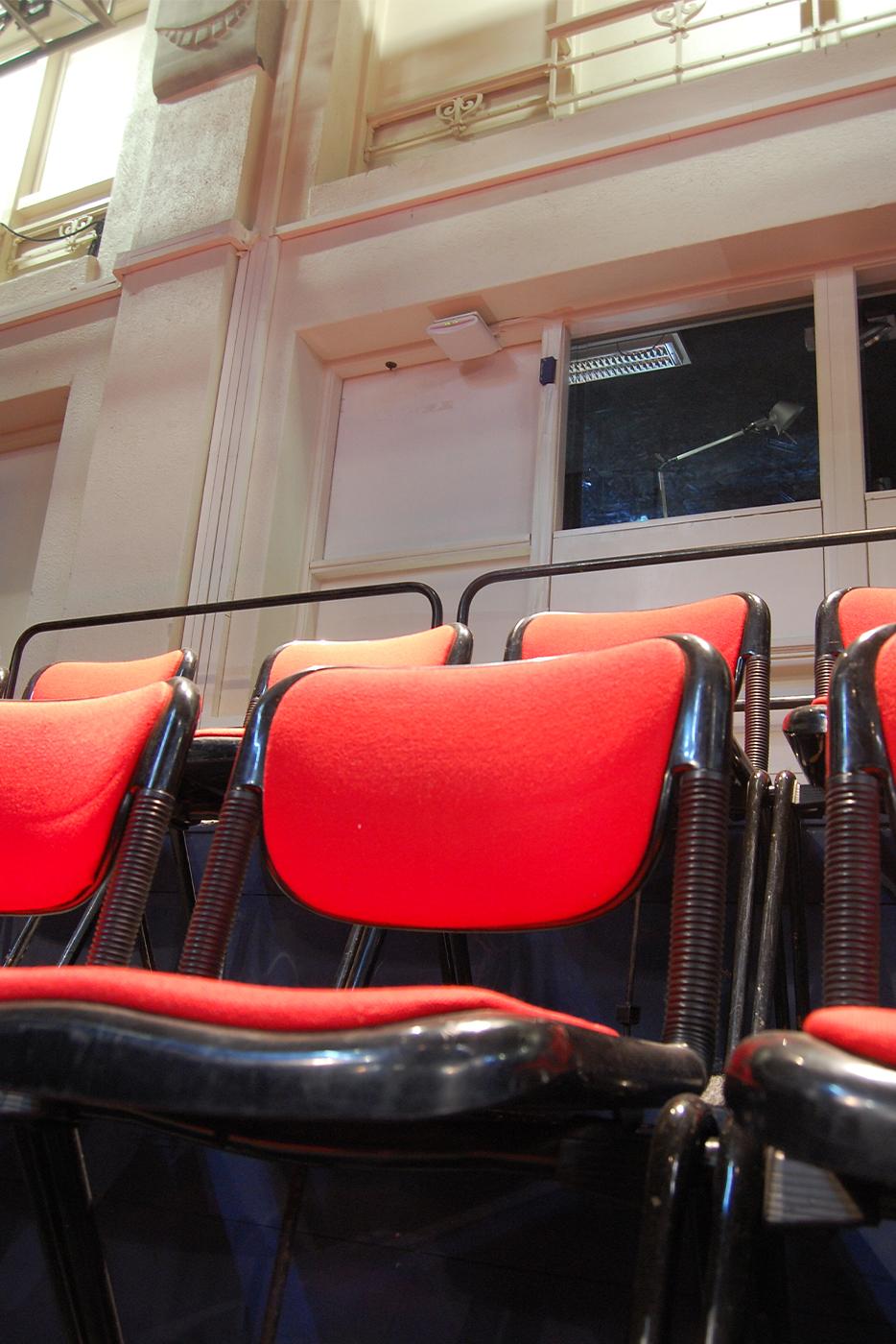 Casestudy Vlaams Cultuurhuis de Brakke Grond | Mooren Productief - Ruckus Business Case