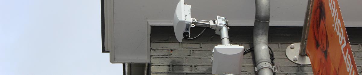 Bladel Centrum ruckus access point