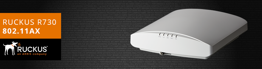 Wi-Fi 6 access point R730