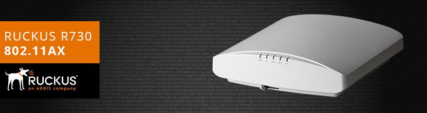 Wi-Fi 6 access point R730