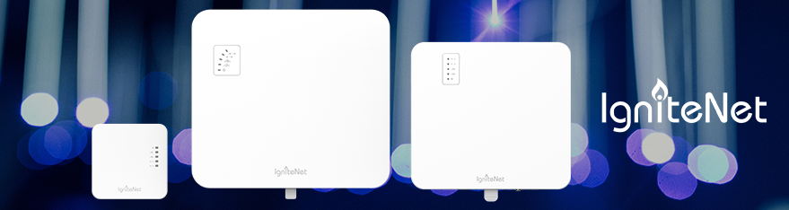 IgniteNet Access Points