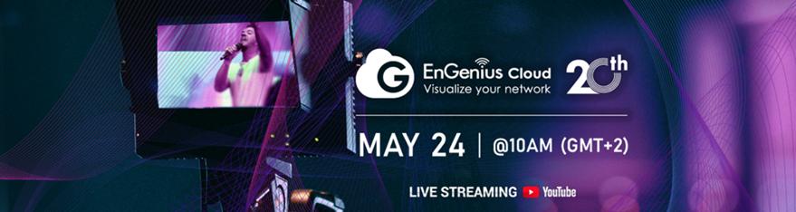 EnGenius Cloud Launch Event
