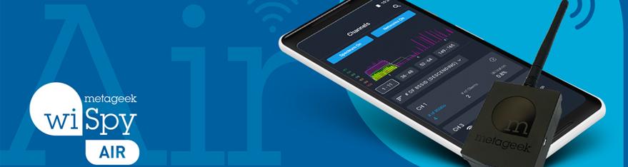 MetaGeek Wi-Spi Air blijvend in prijs verlaagd