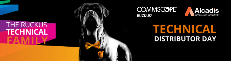 Ruckus Technical Distributor Day
