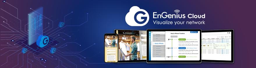 EnGenius Cloud nieuwe functies