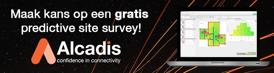 Gratis predictive site survey