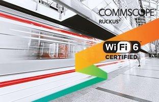 Wifi 6 portfolio Ruckus