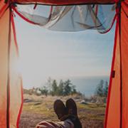 Wi-Fi op de camping