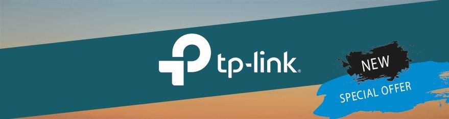 Vernieuwde TP-Link Promo's