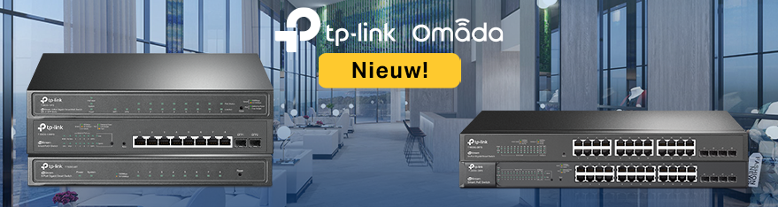 TP-Link Omada SDN Switches