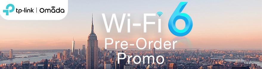 Pre-order promo TP-Link