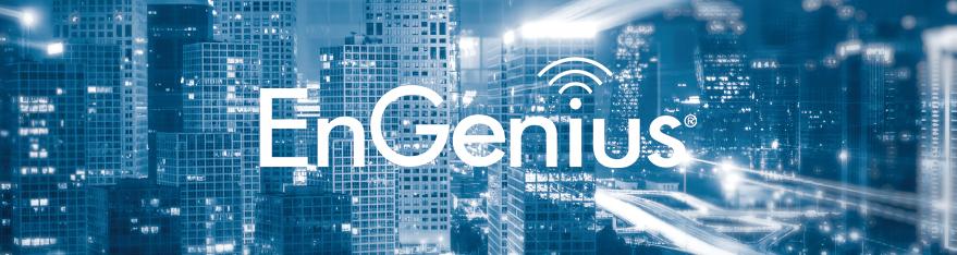 Vernieuwde EnGenius Wi-Fi 6 promo