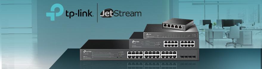 TP-Link JetStream Naming Confentie