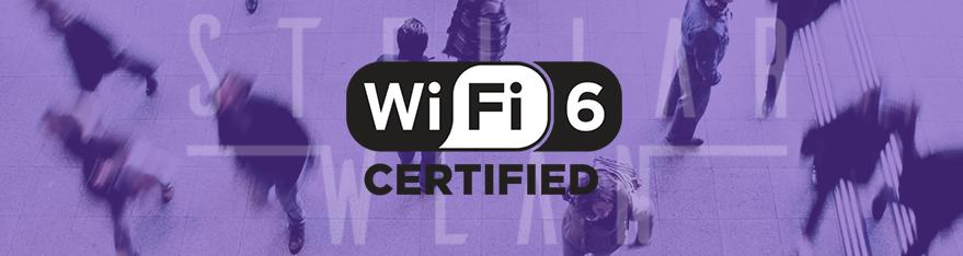 Stellar Wi-Fi 6 access points