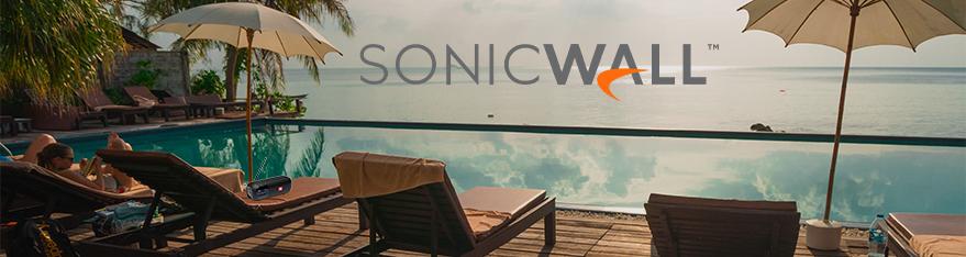 SonicWall Summer Promotie JBL