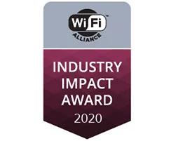 Ruckus Wi-Fi Industry Impact Award